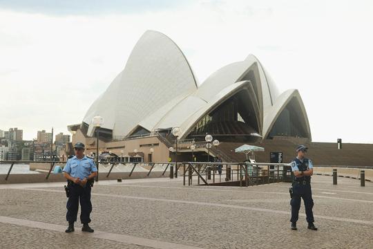 Завршена полициската операција во Сиднеј