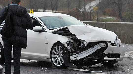 Скопје: Во 9 сообраќајки повредени 9 лица