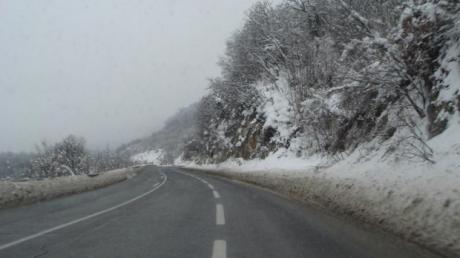 Автопатот А3 Битола – Ресен кај местото Баир блокиран во двата правци
