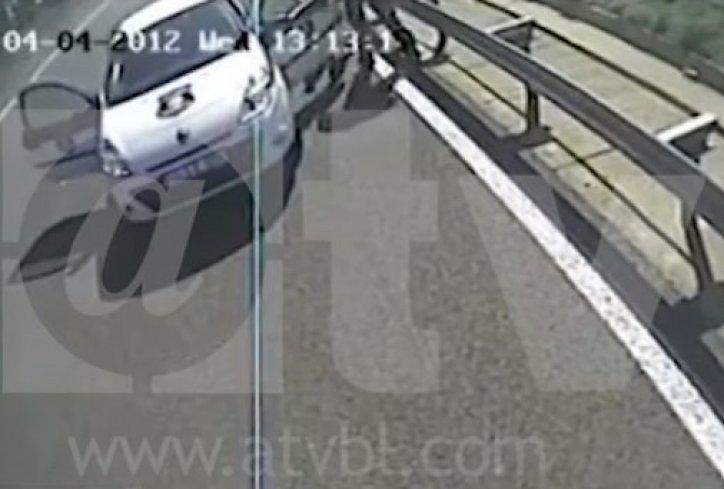 ВИДЕО: Како специјалците ограбија блиндирано возило со 300.000 евра