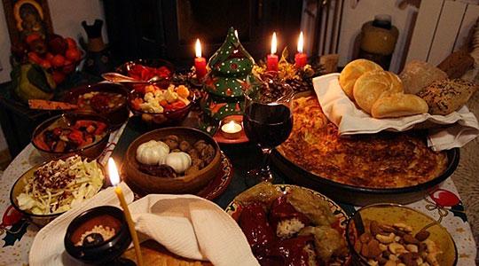 Вечер е Стара нова година, а утре Василица