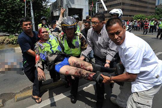 Највисок степен на тревога во Индонезија, Малезија, Сингапур и Филипини