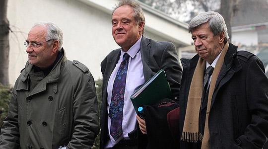 Вајгл, Ховит и Кукан на средби во ДИК и Специјалното обвинителство
