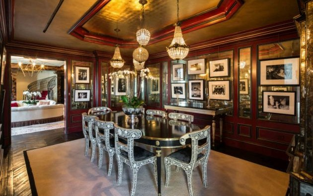 Ѕирнете во луксузниот стан на Томи Хилфингер