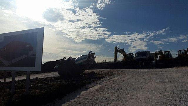 """Поставен камен темелникот на """"Хајтек"""" - 300 нови вработувања во домашната компанија"""