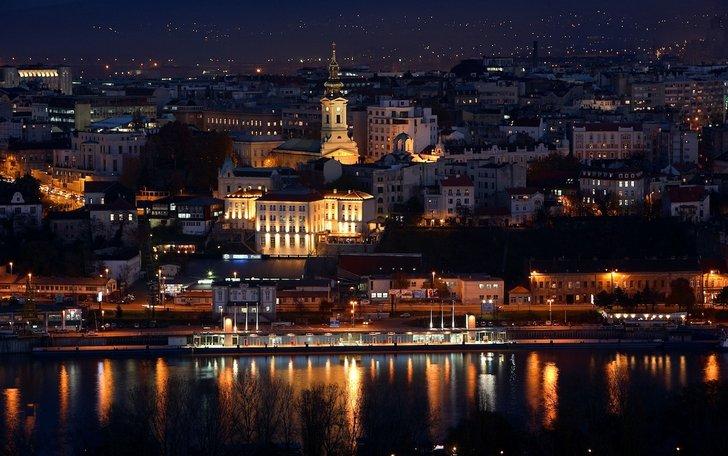 Белград е втор најнебезбеден град во Европа
