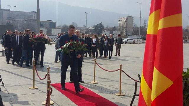 Одбележана 12-годишнината од смртта на претседателот Борис Трајковски