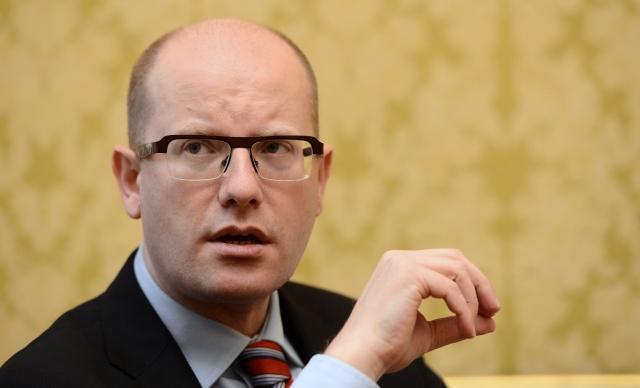 Bohuslav Sobotka, politik
