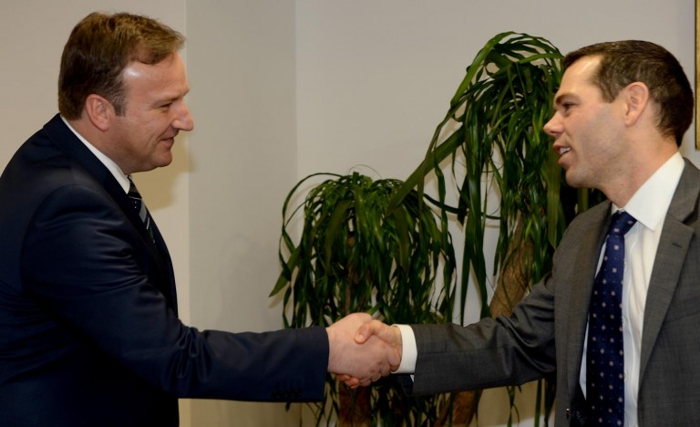 Димитриев-Бершински: Приоритет е организацијата на фер и демократски избори