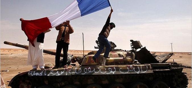 Француски специјалци во тајни операции против ИД