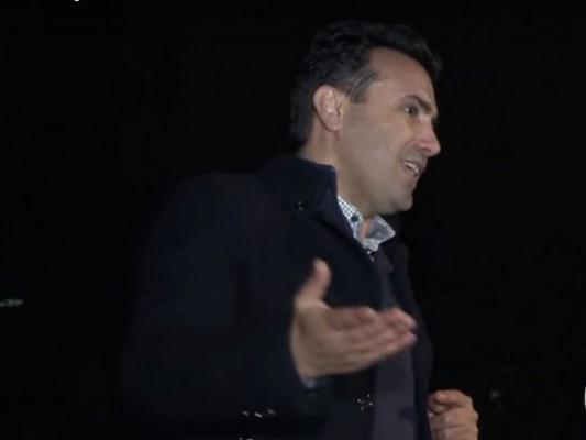 """""""Курир"""": Заев го потврди заедничкиот план со Катица Јанева"""