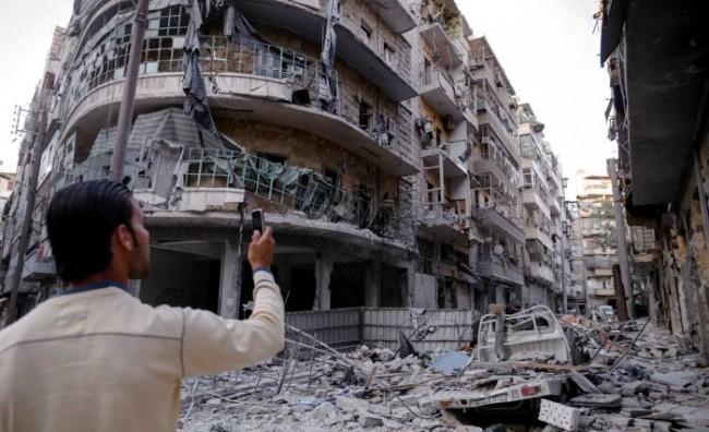 ОН: Околу 15.000 луѓе бегаат од Алепо
