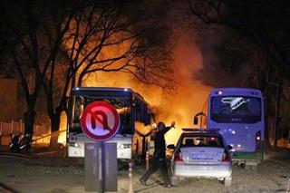 Сириец го извршил нападот во Анкара?
