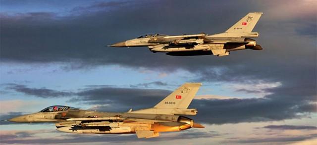 Tурски авиони го нарушија воздушниот простор на Грција