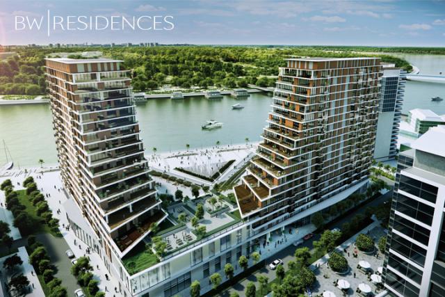 Белград на вода ќе се изгради и побрзо: Солитери над 60 метри