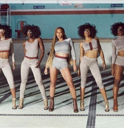 Гучи, Шанел, Фенди: Лудило од костими во новиот спот на Бијонсе