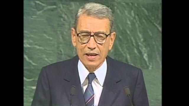 Почина поранешниот генерален секретар на ОН, Бутрос Бутрос Гали