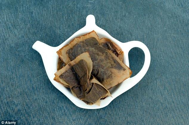 Неверојатни начини како можете да ги употребите искористените кесички со чај