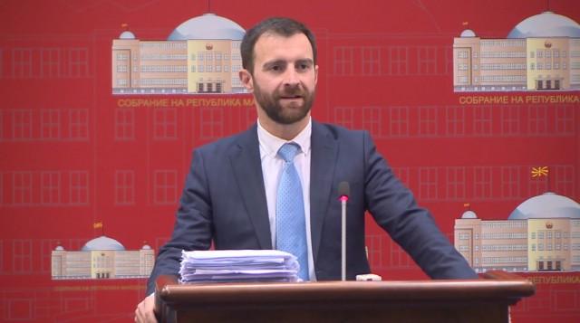 Димовски: СДСМ повторно ги ставија партиските интереси пред интересите на граѓаните