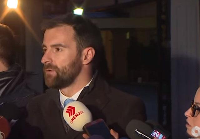 Димовски: Предлогот на СДСМ подразбира целата медиумска сфера да се отстапи на фондацијата СОРОС