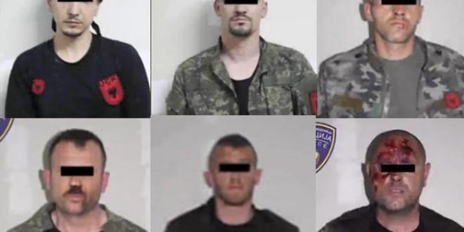 Tерористите од кумановско Диво насеље се осомничени за убиство на осум припадници на македонските безбедносни сили