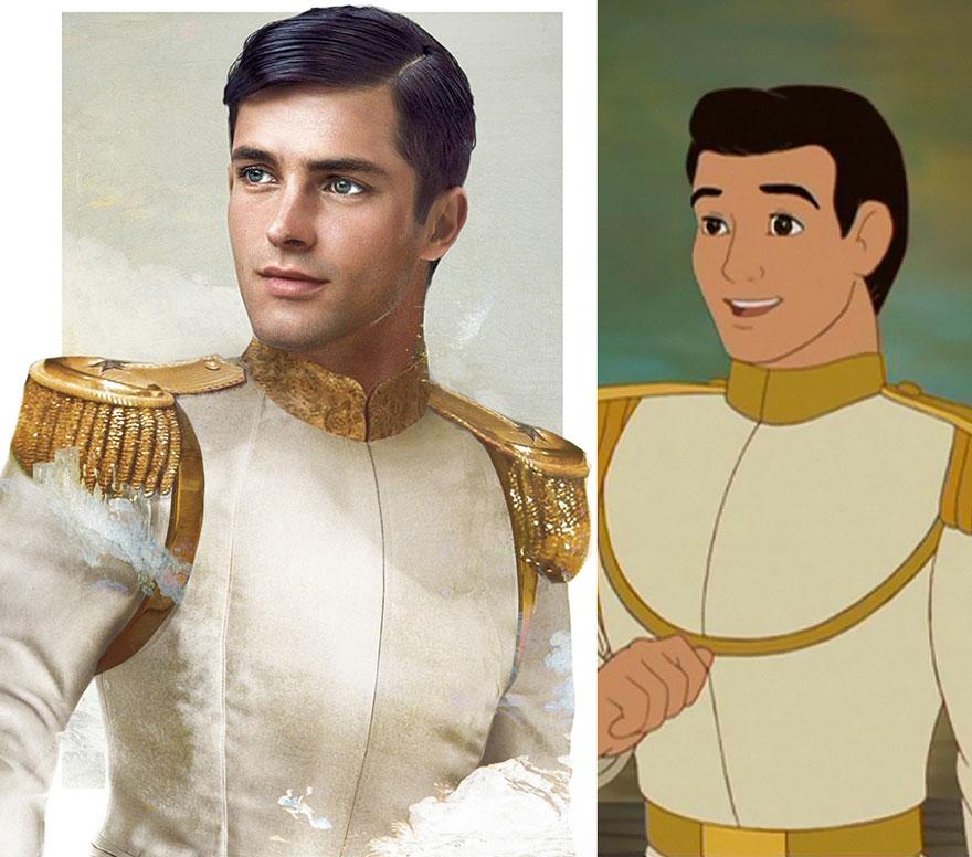 Принцот од Пепелашка