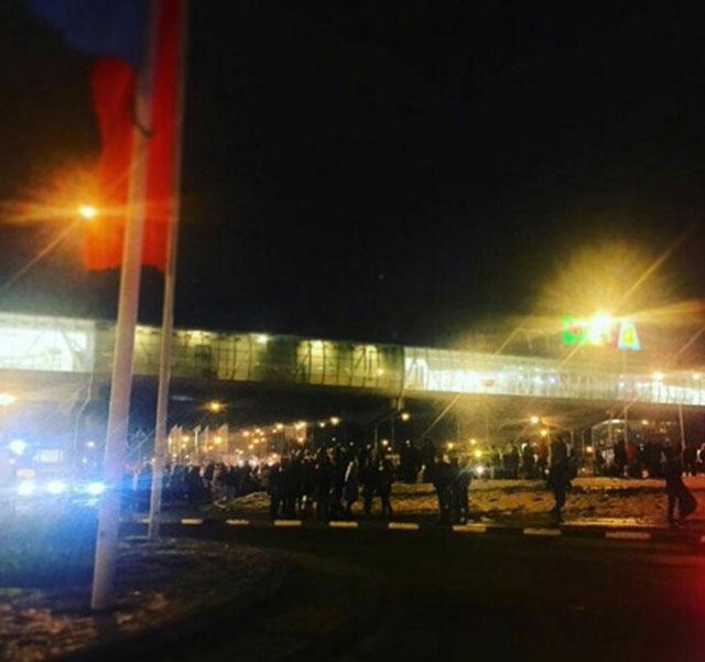 Над 10.000 луѓе евакуирани во Москва поради лажни дојави за бомби