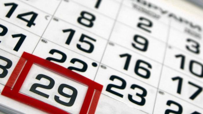 Што значи да ти е роденден на 29 фебруари?