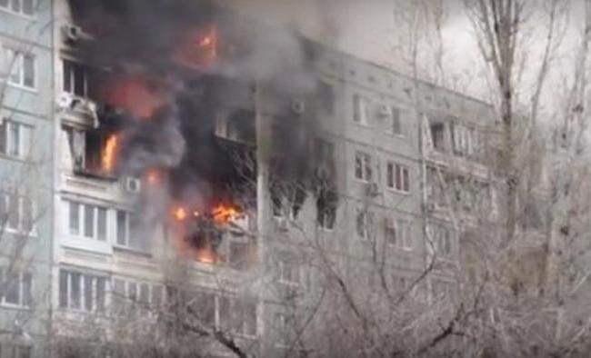 Четири лица загинаа во експлозија на гас во Русија