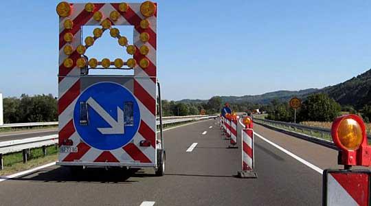 Во прекин сообраќајот на патот Градско - Прилеп