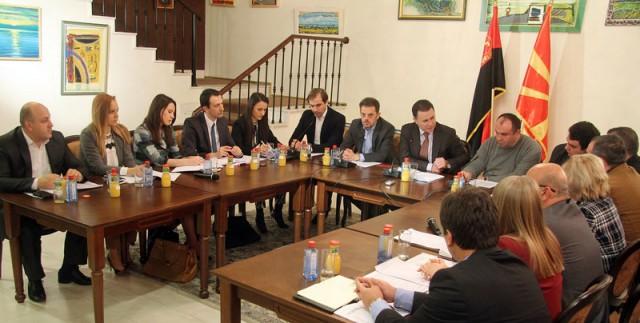 Новите работни места се приоритет на ВМРО-ДПМНЕ и Владата
