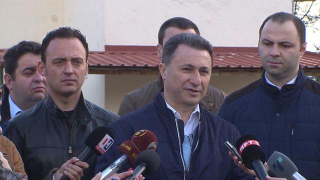 Груевски: Лани 6.700 вработувања преку странските компании, само во јануари 400