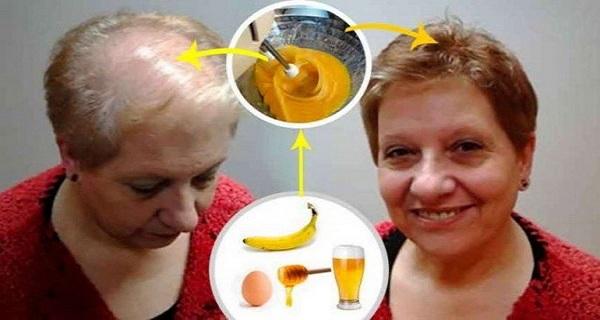 Домашен рецепт за раст на коса - резултатите се неверојатни!