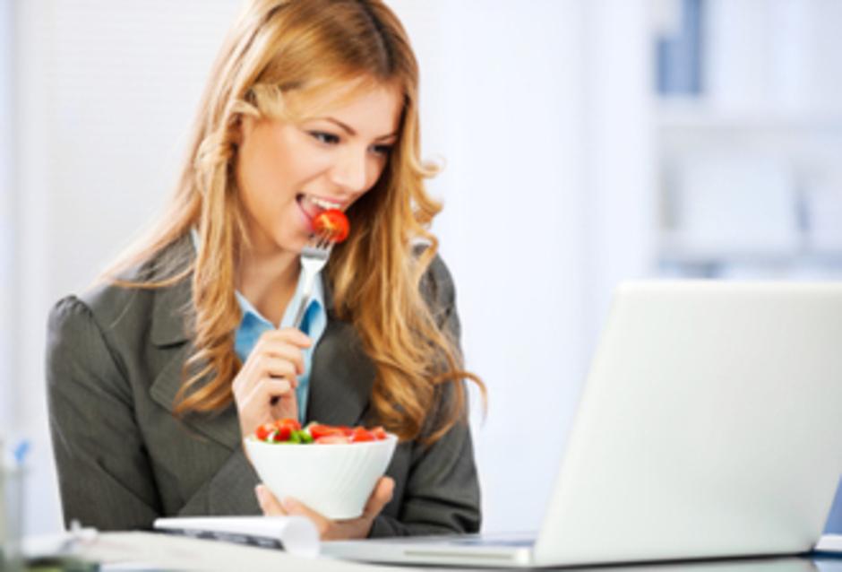 Седум здрави предлози за ужина на работното место