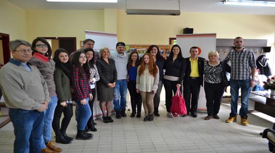 Хуманитарни активности на Македонците од Србија во чест на Тоше