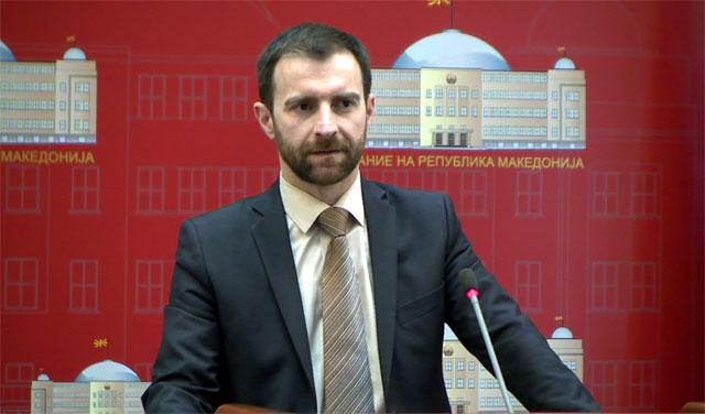Димовски: СДСМ секогаш пред избори го прави истото, хаос во Собранието