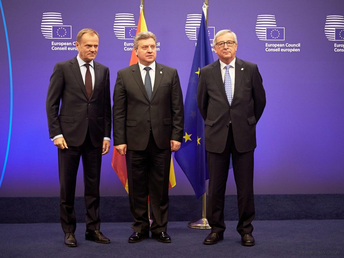 Иванов: Македонија не може да биде надворешна граница на ЕУ