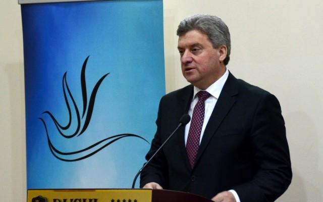 Иванов: Дијалогот е единствен одржлив модел на градење мир и толеранција!