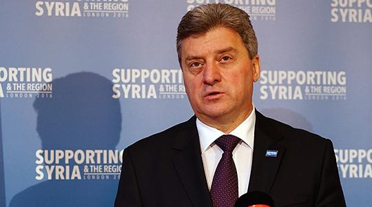 И Македонија се вклучува во помошта за Сирија и регионот
