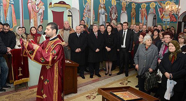 Иванов на чествување на св. Ѓорѓи Кратовски во Кратово