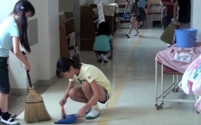 Голем одмор во Јапонија – Како од децата прават луѓе?