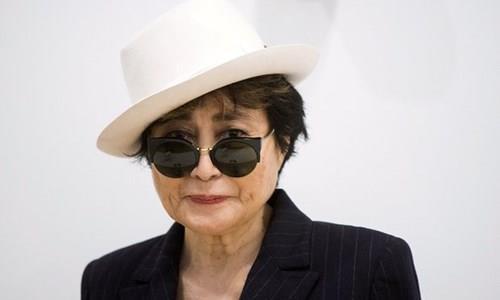 Јоко Оно примена во болница