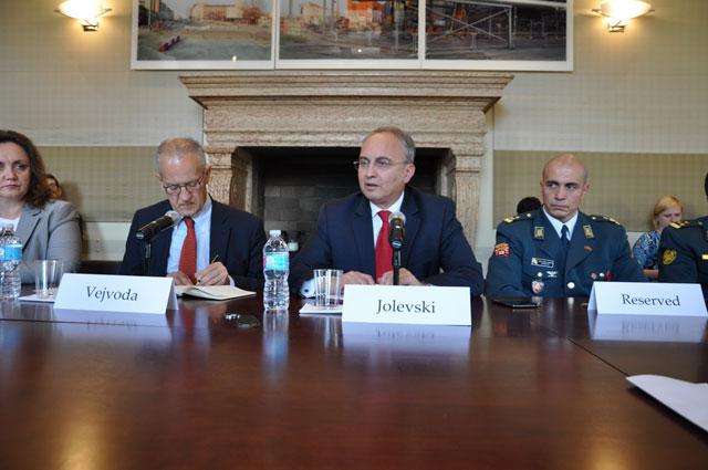 Силна поддршка од САД за што е можно побрзо интегрирање на Македонија во НАТО