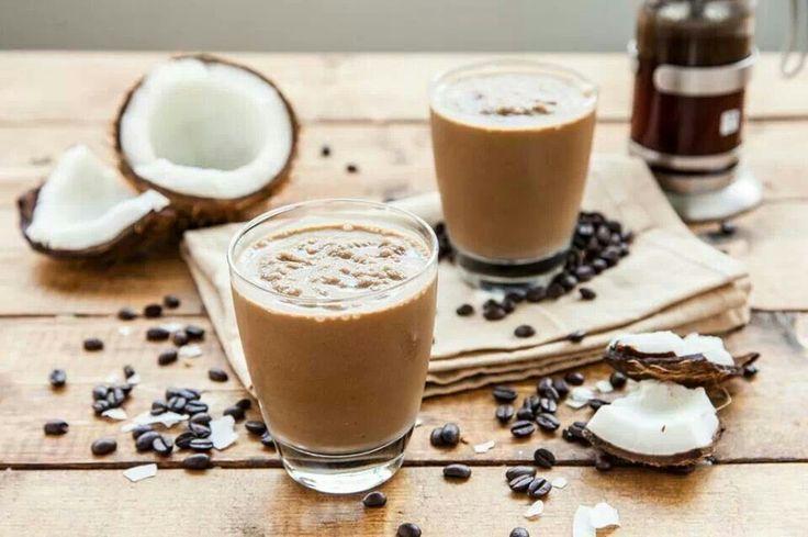 За убав почеток на денот: Кафе со вкус на кокос