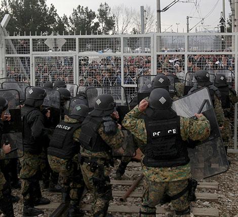 Се испразни бегалскиот камп во Гевгелија