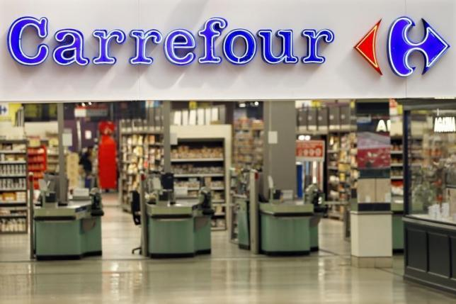Претрес во седиштето на Карфур во Франција