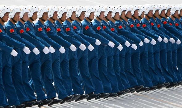 kineska-armija