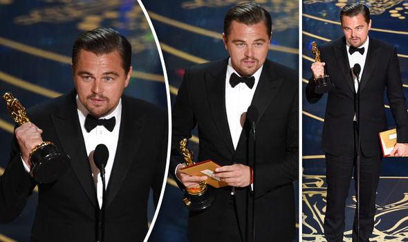 ФОТО+ВИДЕО: Леонардо Дикаприо конечно го доби првиот Оскар