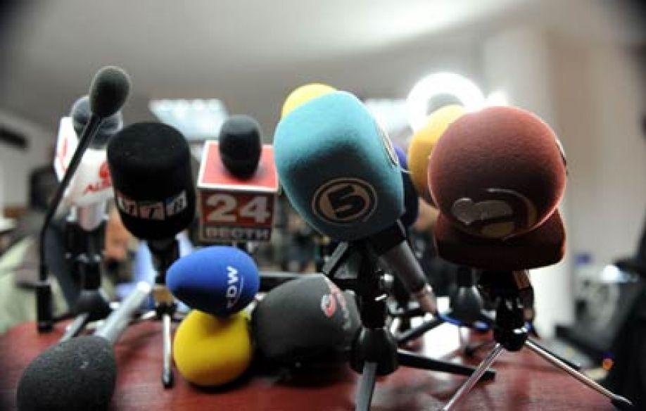 За регулација на медиумите работните групи ќе разговараат утре