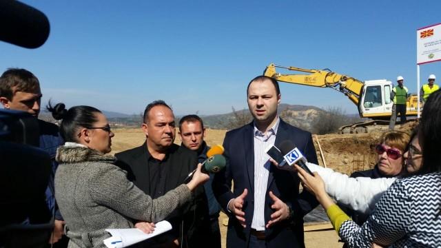 Мисајловски: Годинава ќе се реконструира автопатската делница од Неготино до Демир Капија